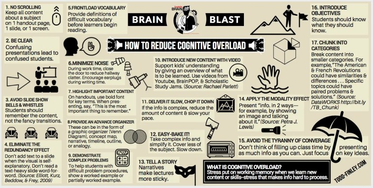Cognitive Overload