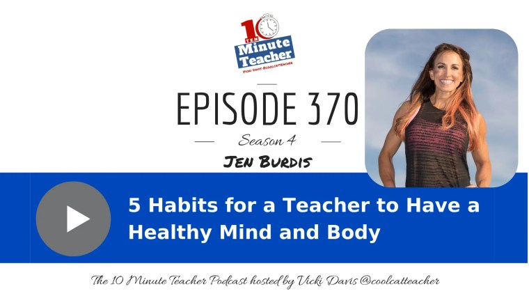 jen burdis healthy mind and body
