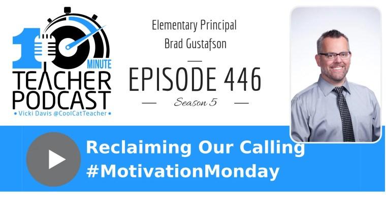 Brad Gustafson Reclaiming Calling