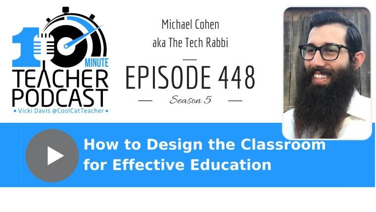 Michael Cohen the Tech Rabbi