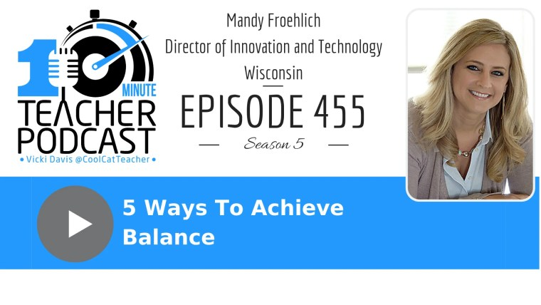 Teacher Balance Mandy Froehlich