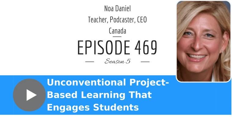 Noa Daniel Project Based Learning