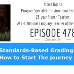 Standards-Based Grading: How to Start the Journey