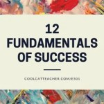 12 Fundamentals of Success – Write Your Own Story
