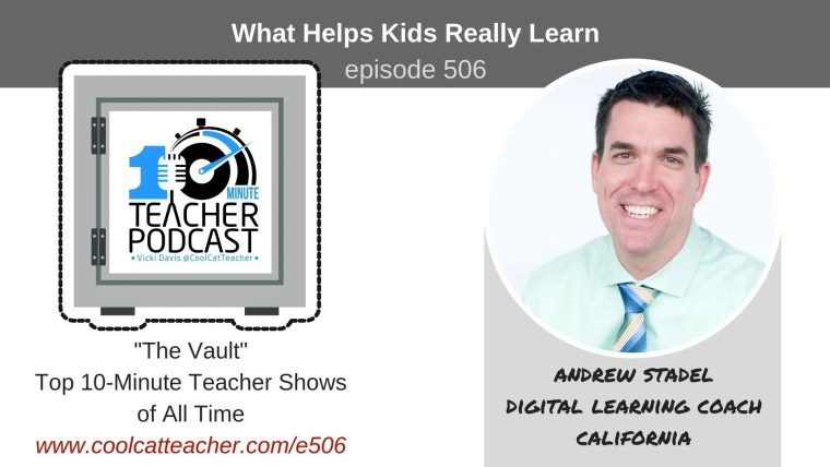 506 andrew stadel top 10 minute teacher podcasts