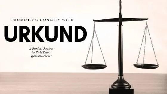 Promoting honesty urkund