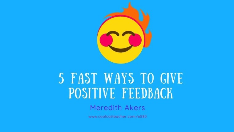 fast positive feedbackv2