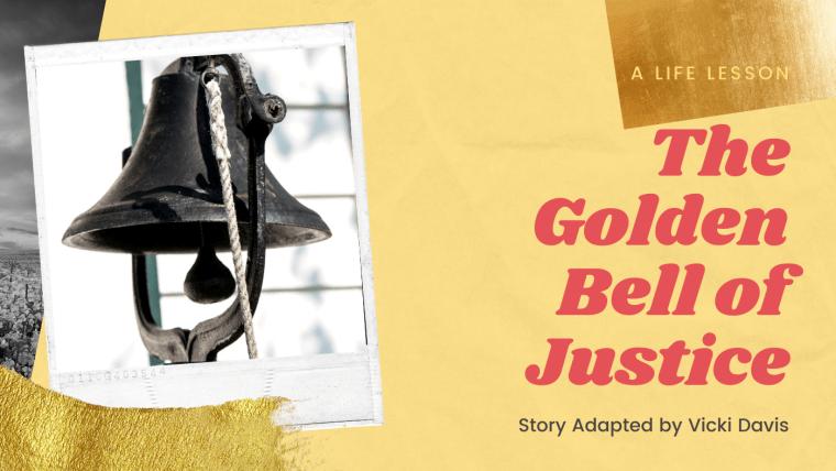 golden bell of justics