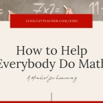 How to Help Everybody Do Math