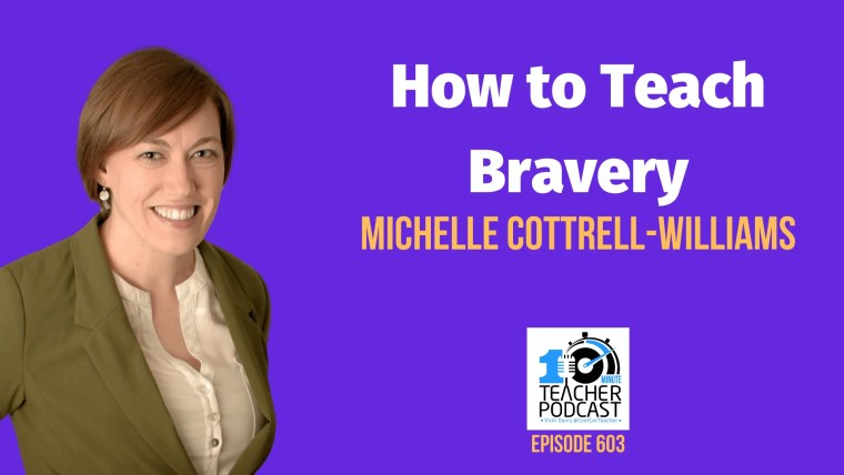 603 how to teach bravery