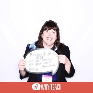 Vicki Davis - Love Teaching