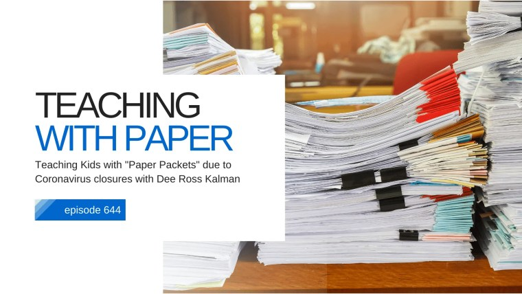 teaching with paper (1)