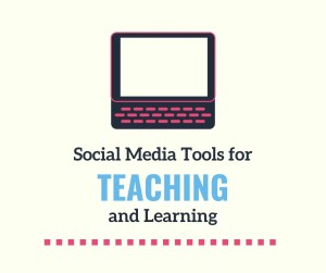 social media tools for teaching