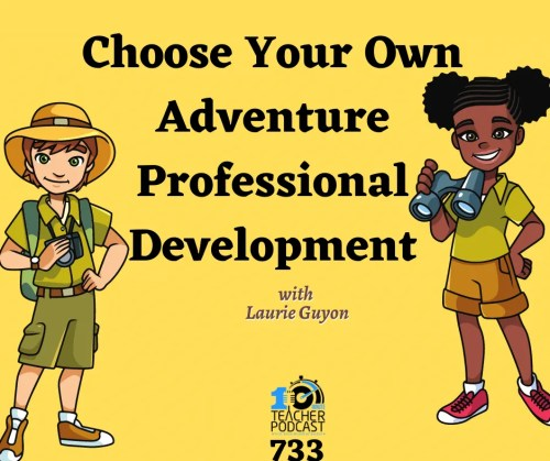 choose your own adventure professional development