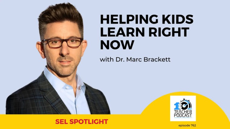 762 - Dr Marc Brackett