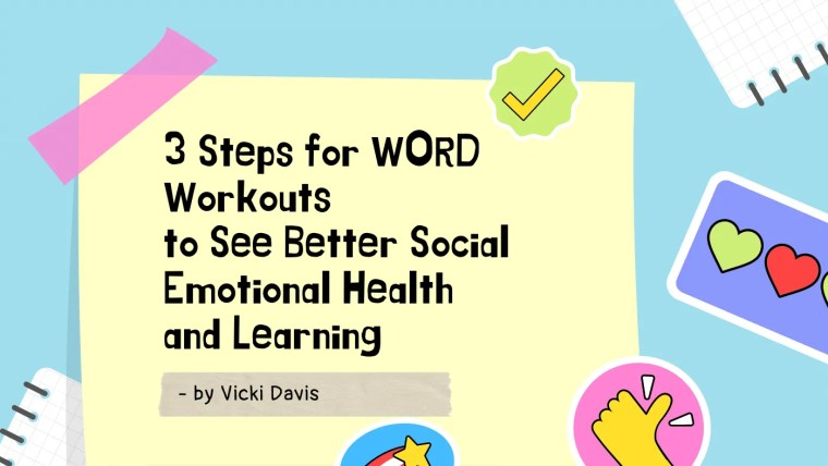 good social emotional health and learning