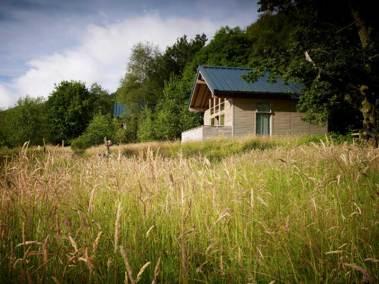 strathyre-log-cabins-exterior-view