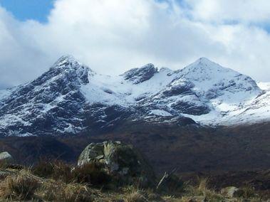 cuillin mountains