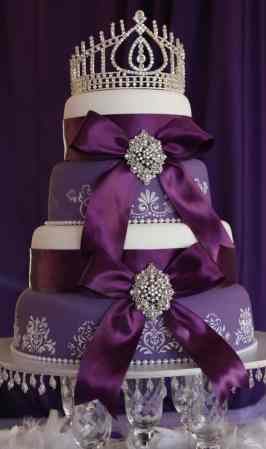 121 Amazing Wedding Cake Ideas You Will Love     Cool Crafts royal wedding cake
