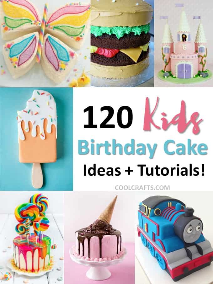 Excellent Easy Kids Birthday Cake Ideas The Cake Boutique Funny Birthday Cards Online Alyptdamsfinfo