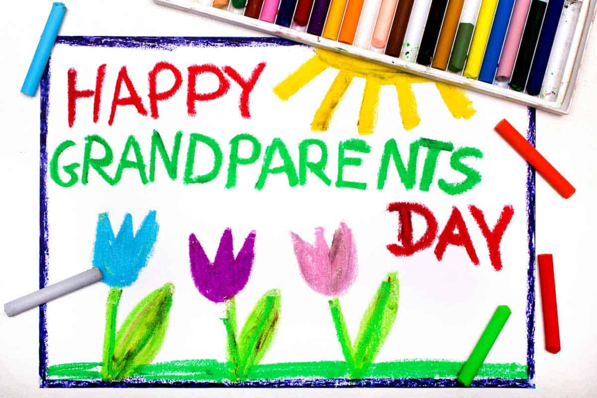 20 Great Grandparents Day Crafts And Activities For Kids