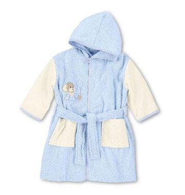 Sterntaler – Baby Bademantel Henri – blau -