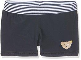 Steiff – Baby Jungen Badebekleidung Schwimmshorts – blau
