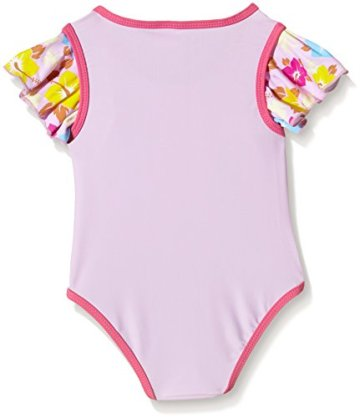 "Aquatinto – Baby Mädchen Badebekleidung Badeanzug ""Cute Little"" – lila/pink -"