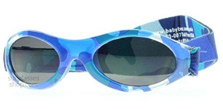 """Baby Banz – Baby-Sonnenbrille """"Adventure"""" – blau -"""