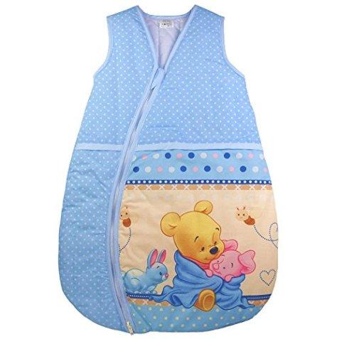 Baby Schlafsack Winnie Pooh Blau