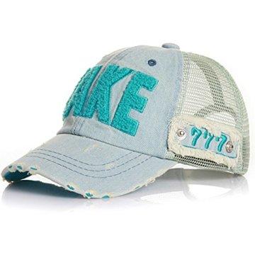 Kuyou – Kinder Baseball Kappe Hut – blau -