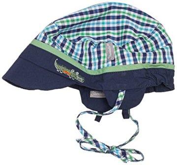 Sterntaler – Baby Jungen Wende-Schirmmütze – blau -