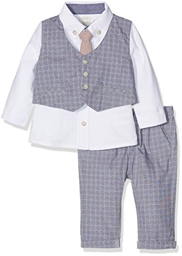 Mamas & Papas – Anzug Jungen – grey