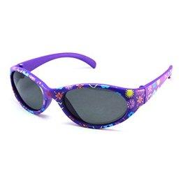 Mola Mola – Sonnenbrille – lila mit Sonnenmuster
