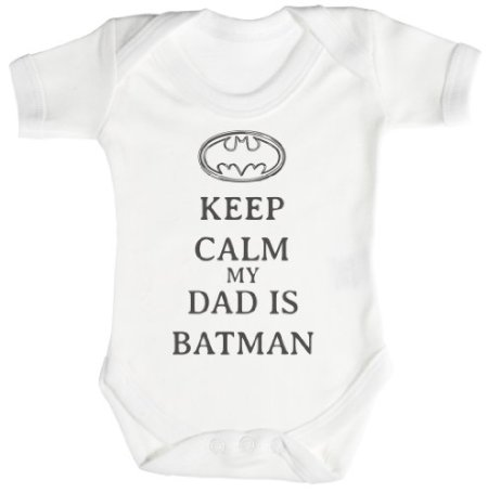 TRS – Baby Strampler – Batman