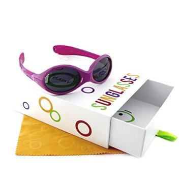 Active Sol – Sonnenbrille – pink -