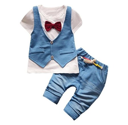 Covermason – Anzug – blau -