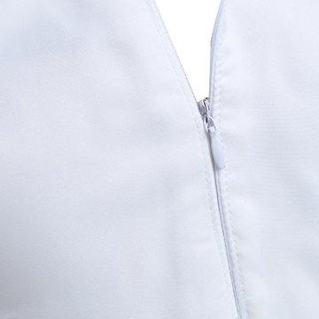iEFiEL – Festliches Kleid – weiß -
