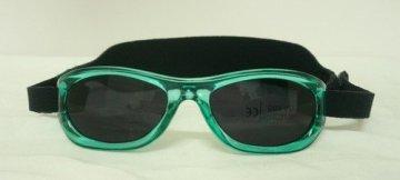 Kids Line – Baby Sonnenbrille – dunkelgrün -