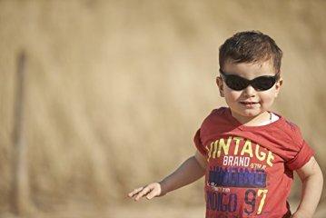 Real Kids – Explorer Sonnenbrille – schwarz/rot -