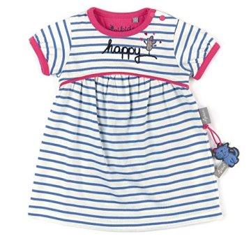 Sigikid – Baby Kleid – mehrfarbige Muster -