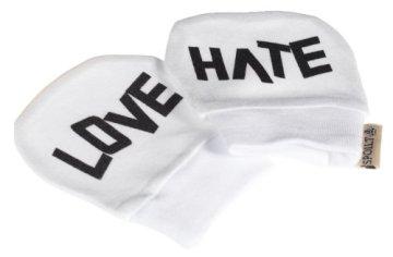 SR – Baby Fäustlinge – Love Hate -