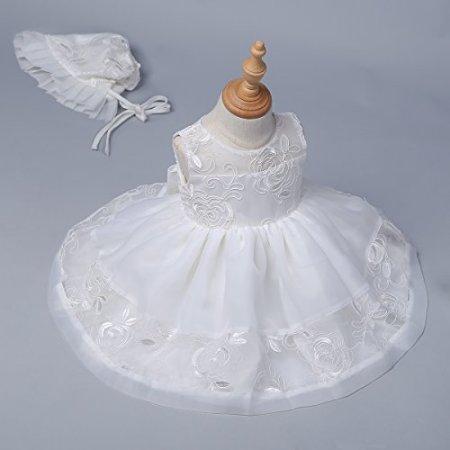 YiZYiF – Special Day Kleid – weiß -