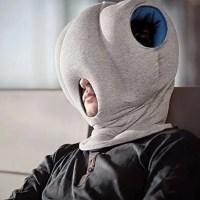 Powernapping Kissen -Kopfkissen der besonderen Art für den Power Nap