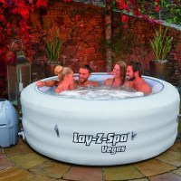 "Aufblasbarer Whirlpool Outdoor ""Lay-Z-Spa"" Vegas"