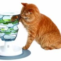 Futterlabyrinth für Katzen, Spiel