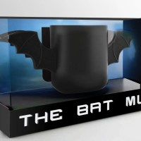 """Bat Mug"" - Tasse im Fledermaus Design"