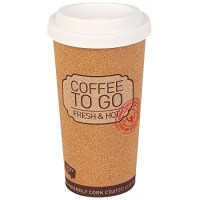 Corky - Coffee to go Becher, Thermo Kaffeebecher