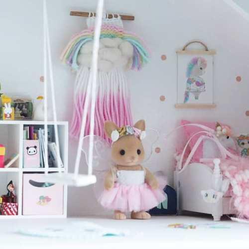 modern poppenhuis dollhouse
