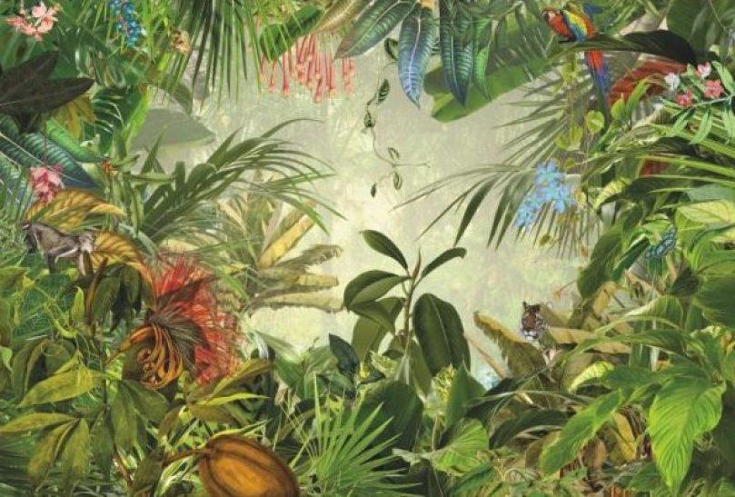 urban jungle behang